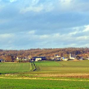 Le village de Couziers