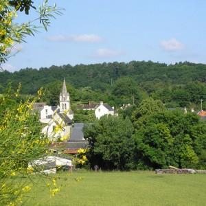 Eglise Thizay