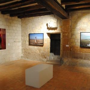 Exposition au musée le Carroi