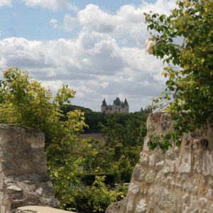 Seuilly chateau Coudray Montpensier  / © Sylvie Ruau