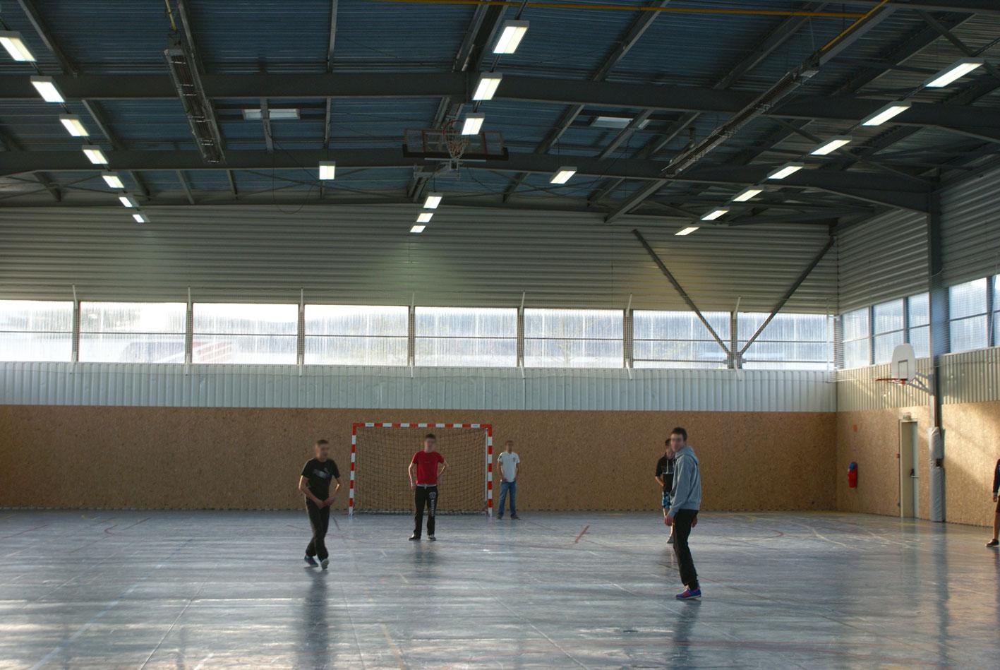 Salle Jean Zay à Chinon