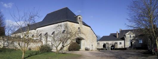 Abbaye de Seuilly
