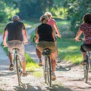 Les échappées à vélo