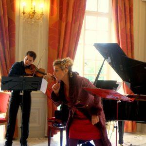 Concert à l'Abbaye de Seuilly