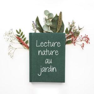 Lecture nature au jardin