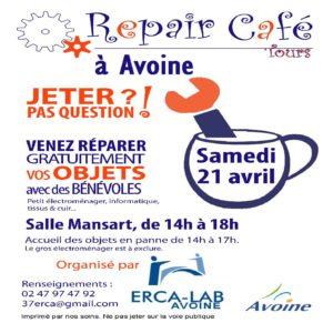 REPAIR-Café à Avoine