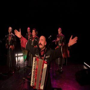 Concert : Kouban, les grandes voix cosaques