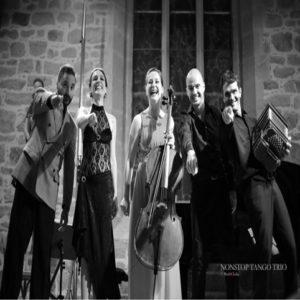 Concert : Non stop tango Buenos Aires Hora Cero