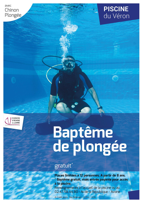 baptême plongée