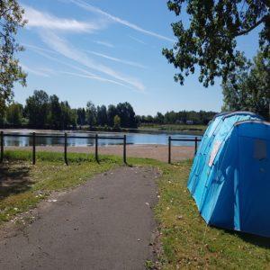 Camping de Chouzé sur Loire