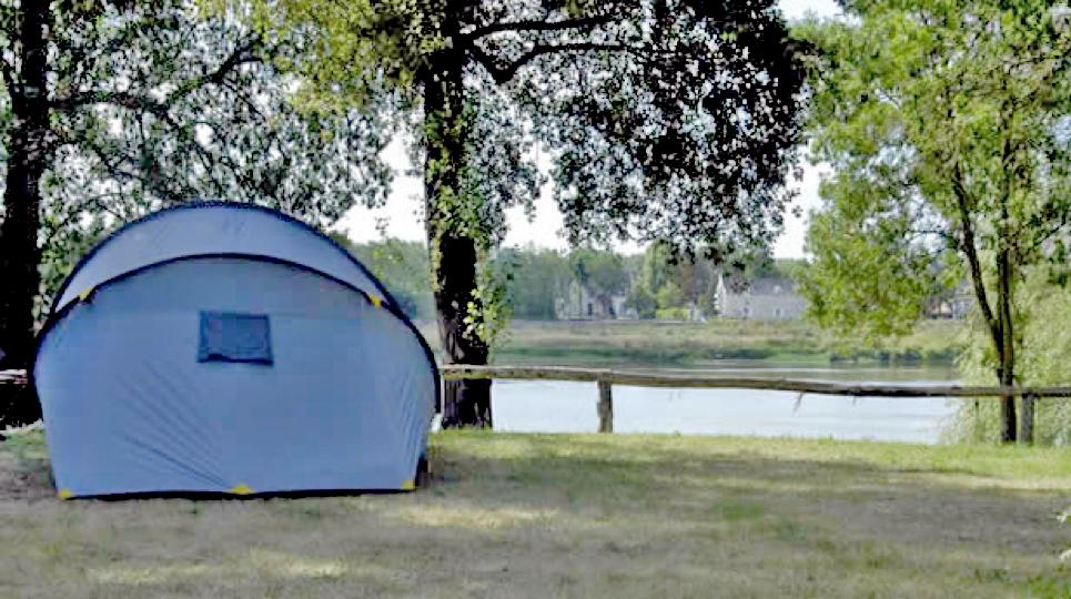 camping chouzé