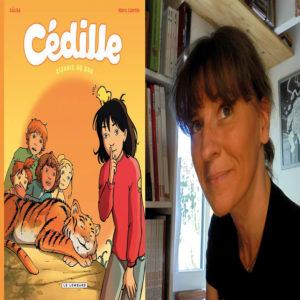 Atelier d'illustration de BD Avec Cécile Brosseau