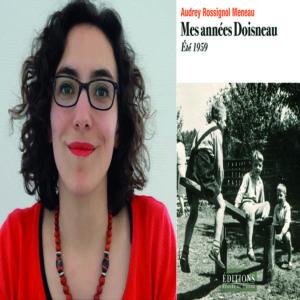 Rencontre dédicace avec Audrey Rossignol Meneau