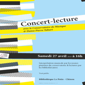 Concert lecture au Patio