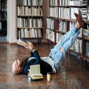 Des siestes littéraires au Patio