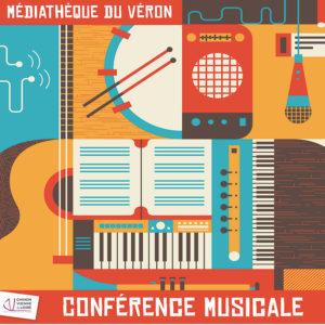 Conférence musicale : une histoire de la musique jamaïcaine