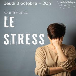 Conférence : le stress