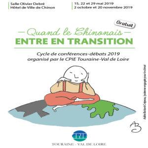 Conférences - débats par le CPIE Touraine Val de Loire